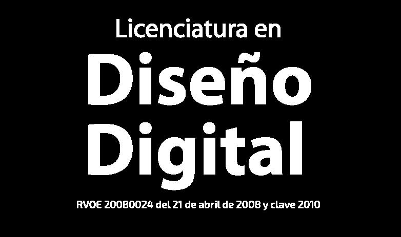 Licenciatura en Diseño Digital